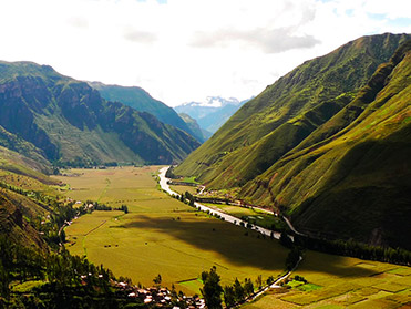 Andean community and Sacred Valley Culture tour 2D