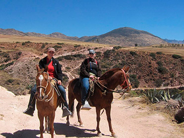 Horseback Riding Tour in Cusco