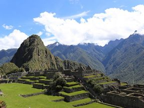 Machu Picchu By Car 2D
