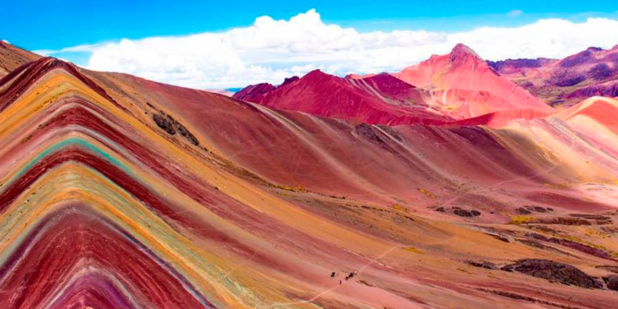 Rainbow Mountain Hike 1D (Red Valley Optional)